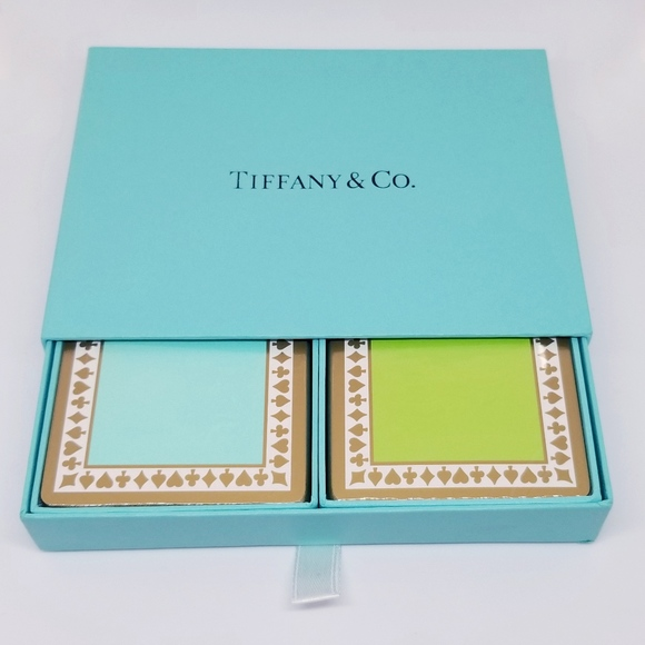 Tiffany & Co. Other - Tiffany & Co. Playing Cards